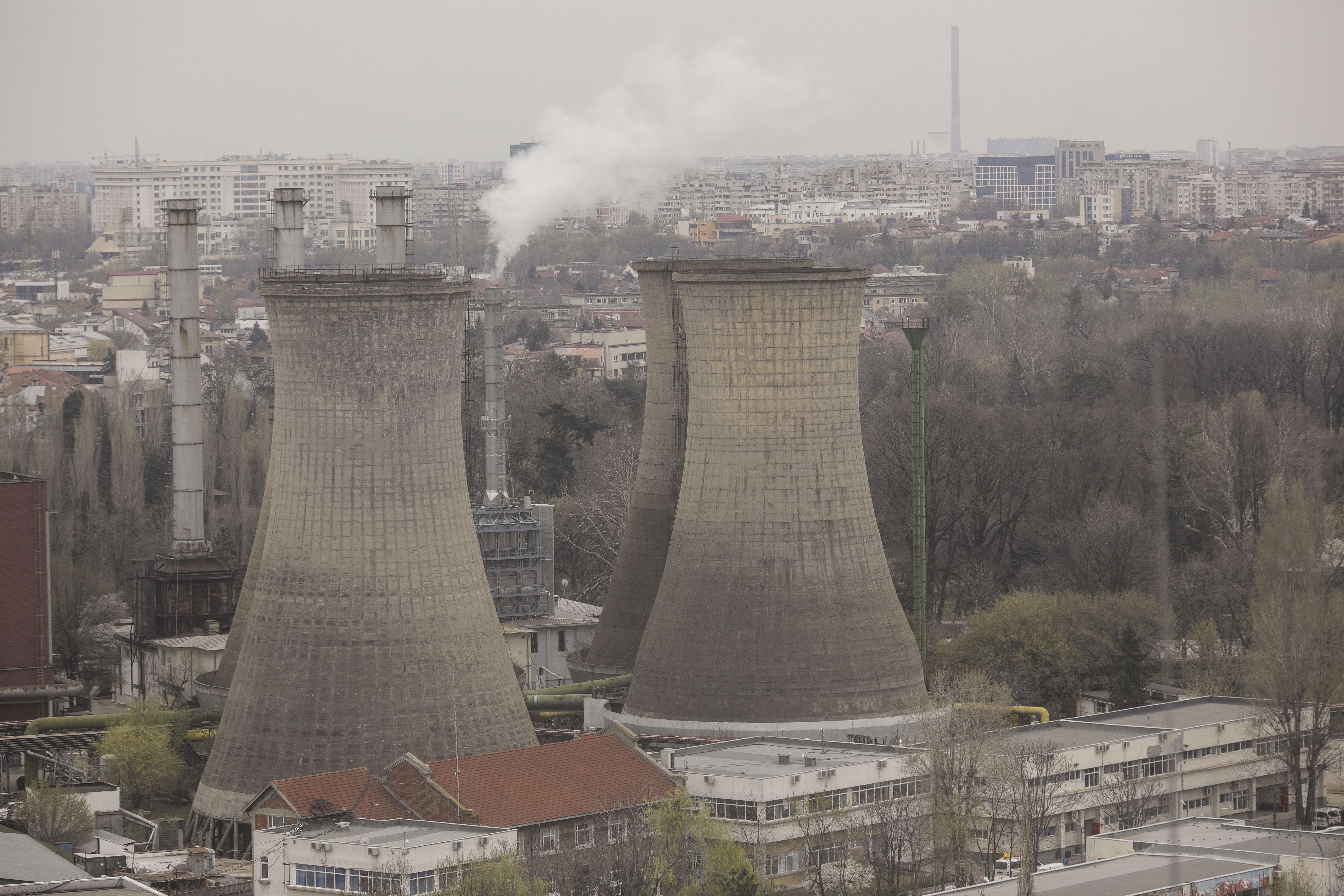 Poluarea din București, măsurată în colaborare cu un institut din Măgurele. Cum vor fi analizate noxele