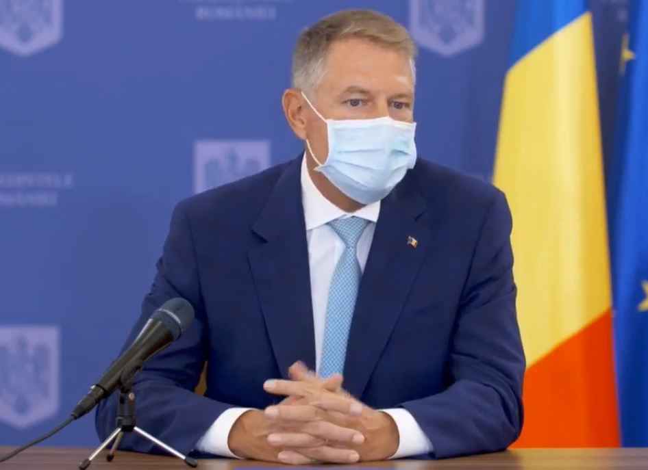 Klaus Iohannis: Alegerile parlamentare nu pot fi amânate. În acest moment, nu discutăm despre un lockdown