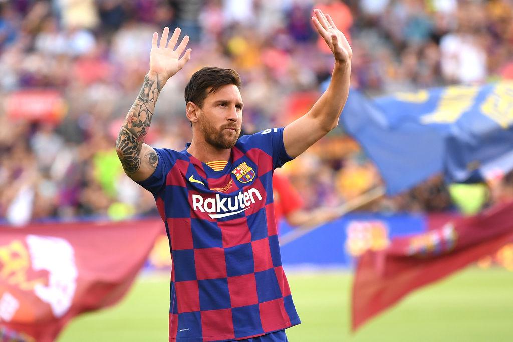 Messi ar putea rămâne la Barcelona. Reacția tatălui său după întâlnirea cu șefii clubului