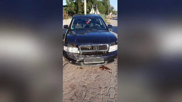 Zi neagră în Dâmbovița. Carambol cu trei mașini pe DN7 și o adolescentă călcată pe trecere