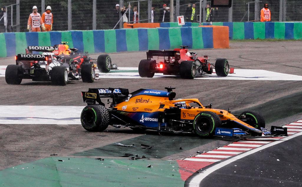 VIDEO. Marele Premiu de Formula 1 al Ungariei, întrerupt după un numai un singur viraj. Ce s-a întâmplat