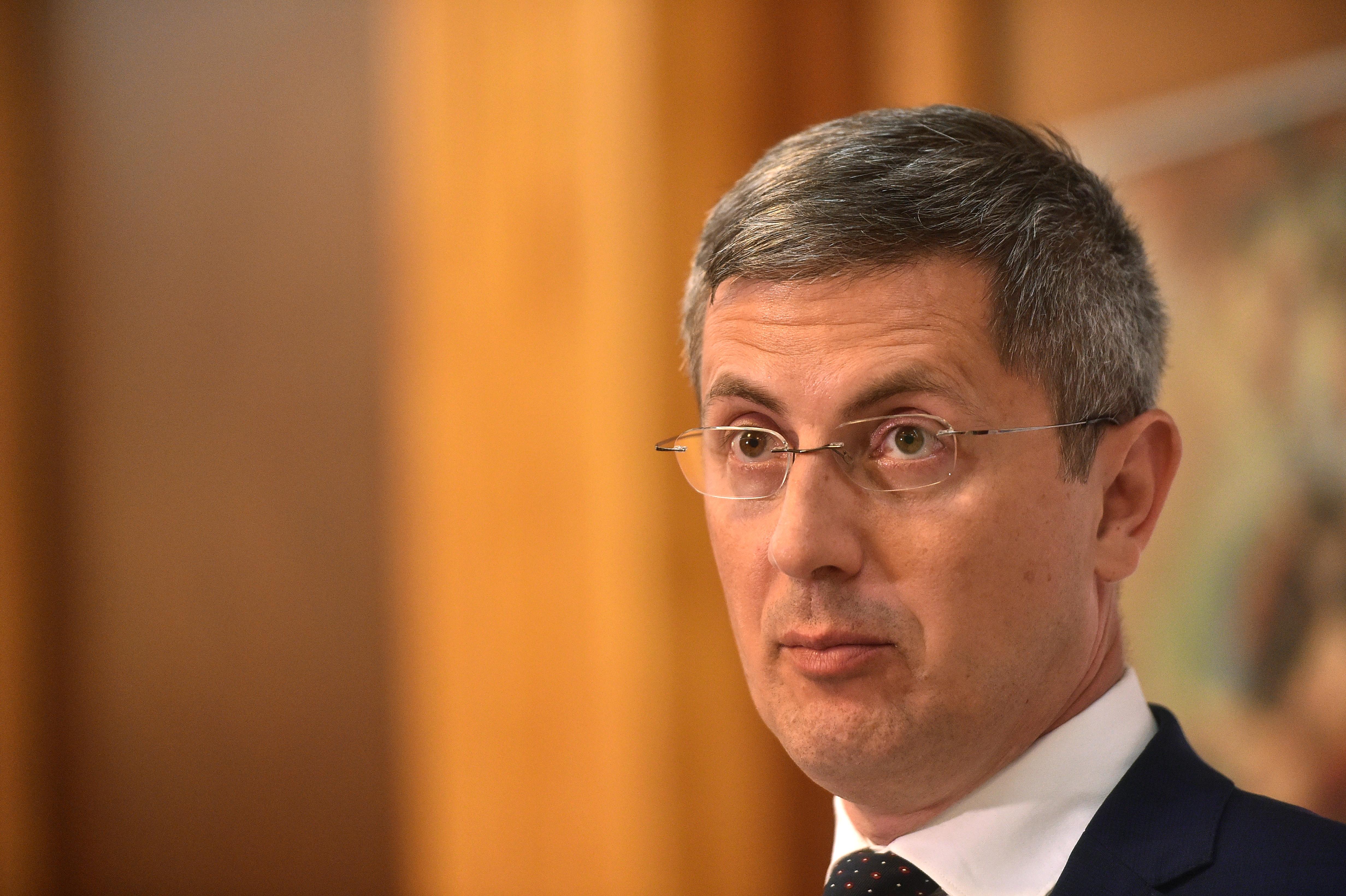 """Vicepremierul Barna, după întâlnirea cu Patriarhul Daniel: """"Eu sunt un om optimist"""""""