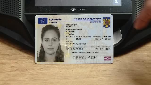 Primul oraş din România unde se va introduce buletinul electronic. Documentul va oferi acces la multe servicii online