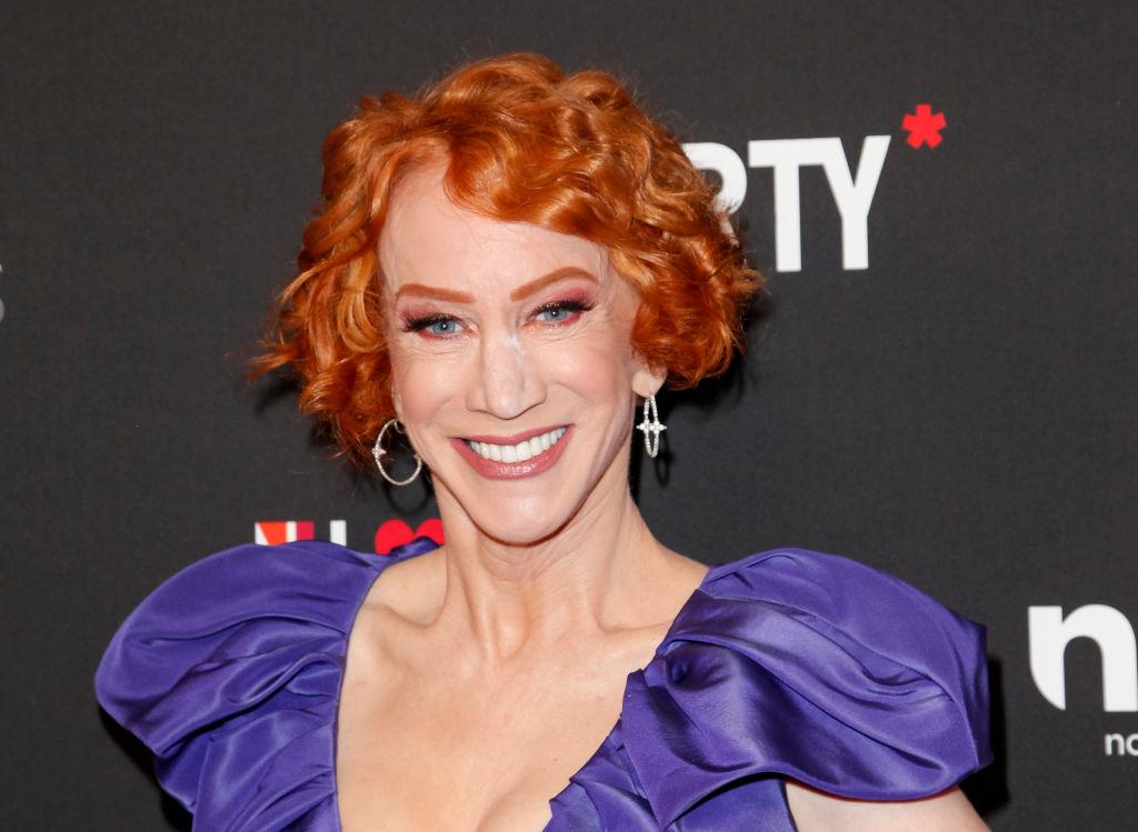 Actriţa Kathy Griffin a anunţat că are cancer