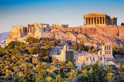 S-au închis Acropole și restul monumentelor arheologice din Grecia, din cauza caniculei. Când se vor redeschide