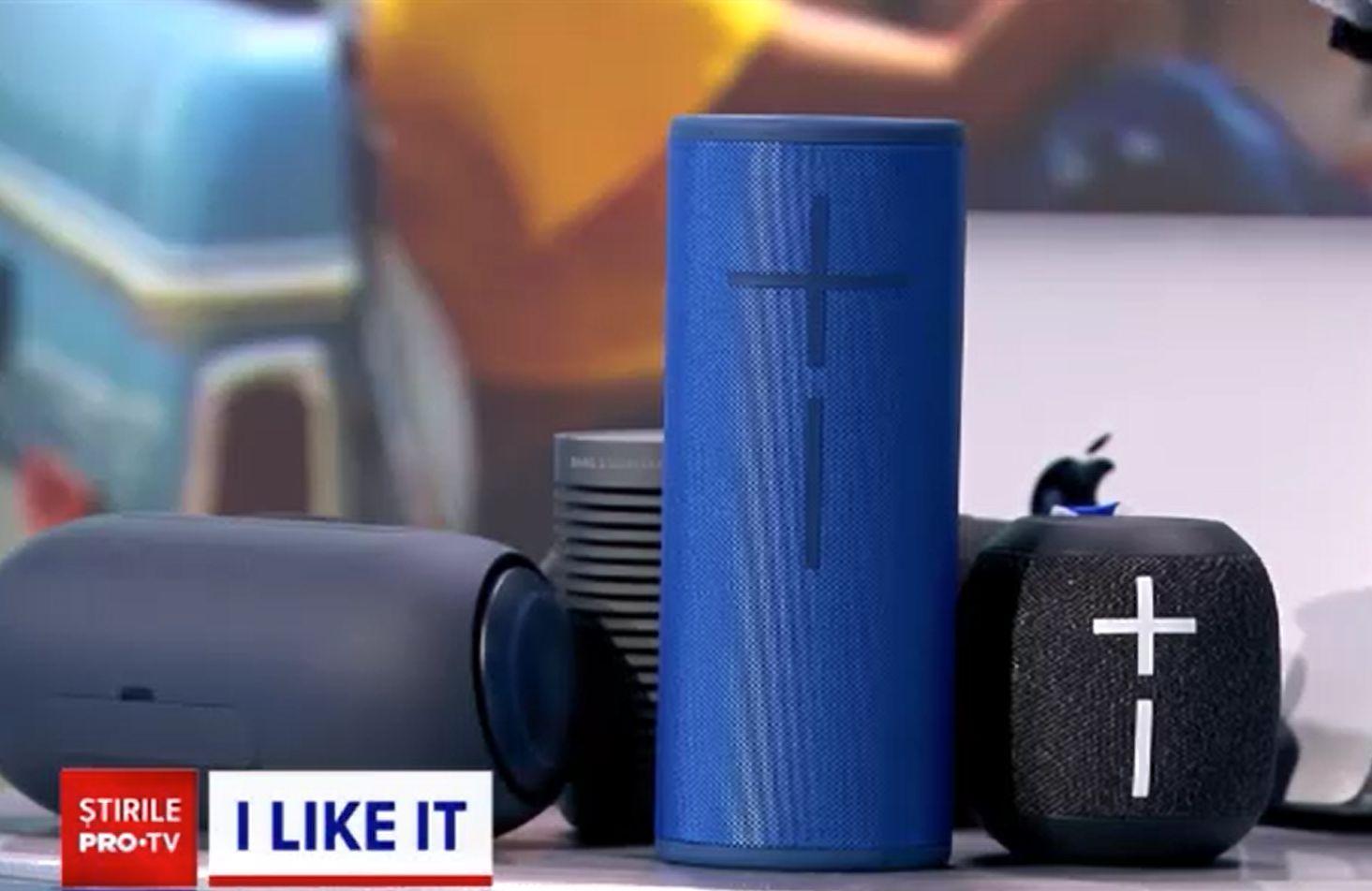 ILikeIT. Cele mai tari boxe portabile ale momentului. Au și funcția de karaoke ori de încărcare pentru telefon