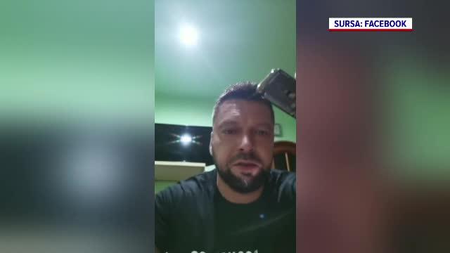 Ce s-a întâmplat cu bărbatul din Dâmbovița care a amenințat polițiștii pe Facebook, cu un pistol în mână