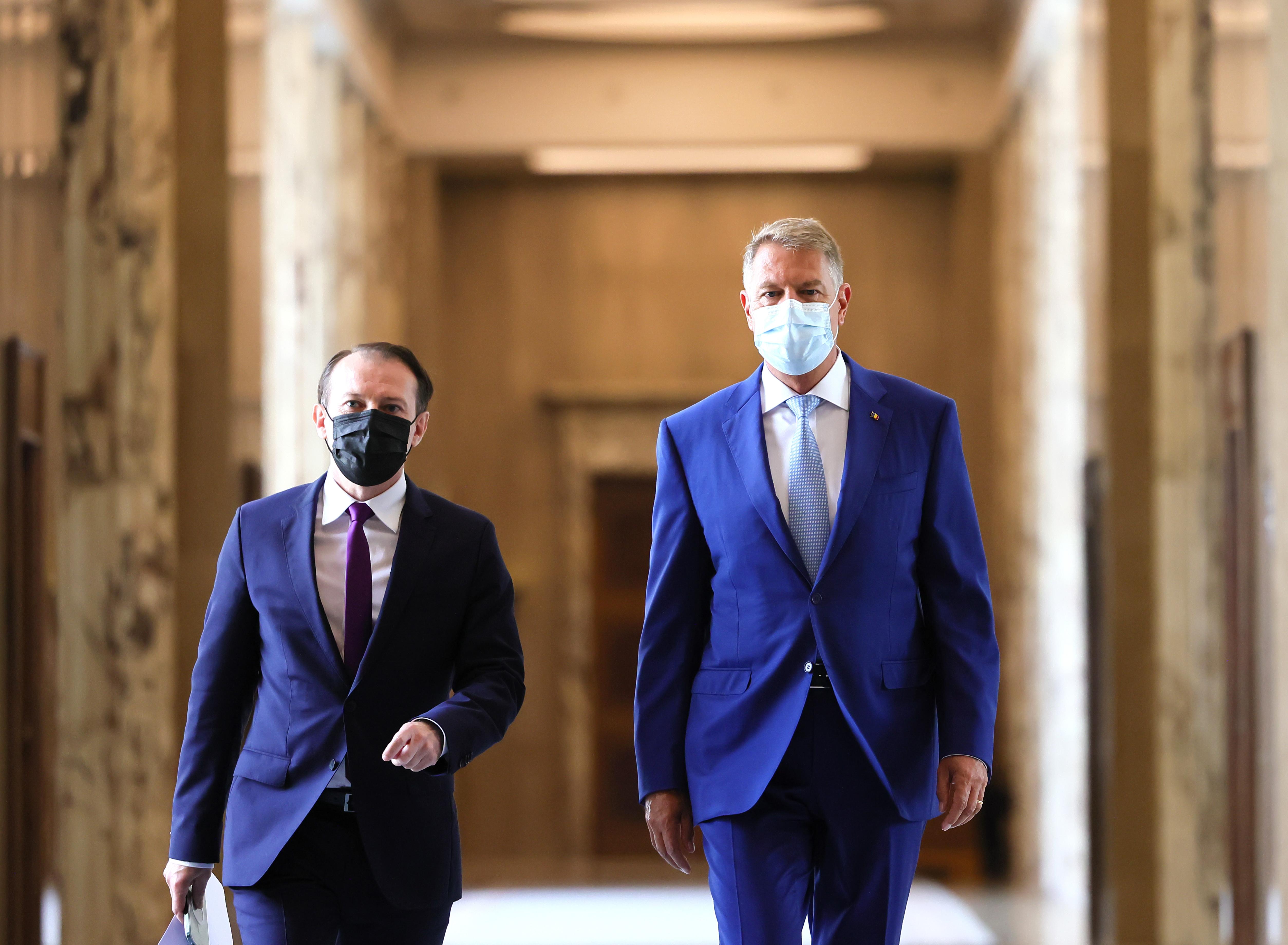 """Iohannis, la aniversarea a 90 de ani de existenţă a Spitalului Militar Central: """"Pandemia de COVID-19 nu este încheiată"""""""