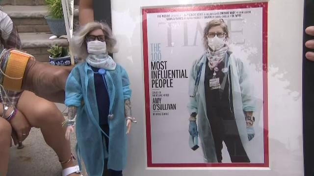 O asistentă medicală din New York a devenit model pentru o păpușă Barbie