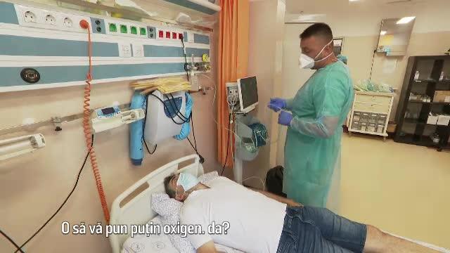 """Situația Covid se înrăutățește. La """"Victor Babeș"""" nu mai sunt locuri pentru bolnavii în stare gravă"""