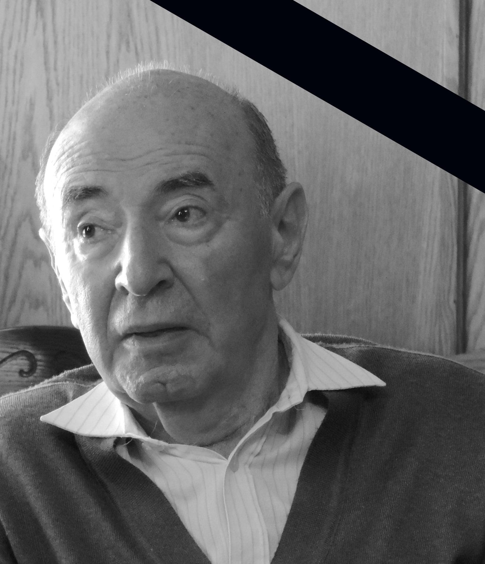 A murit filologul și fostul parlamentar Ștefan Cazimir