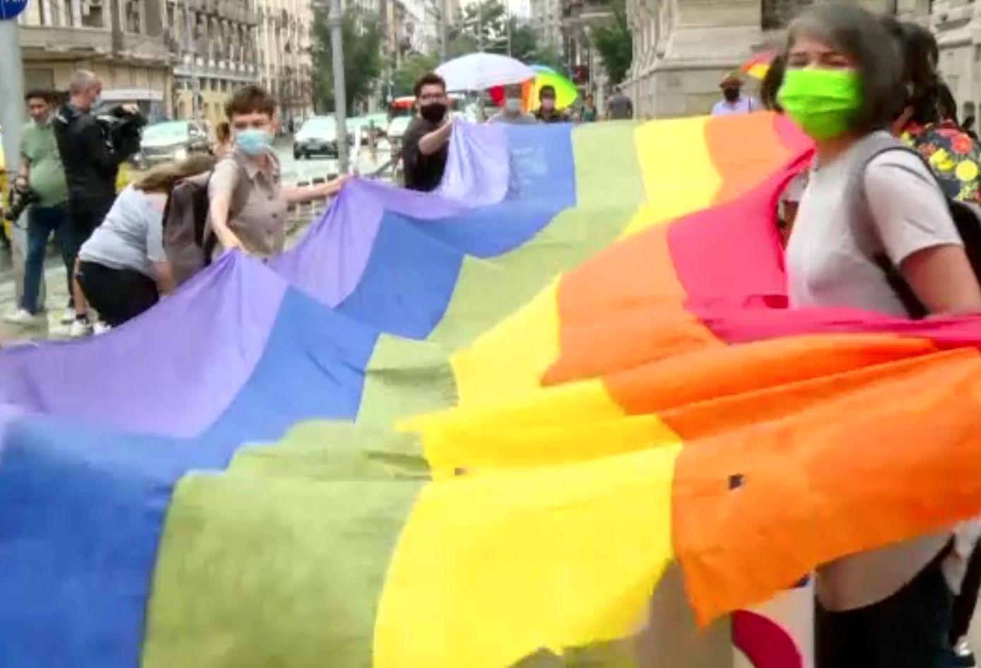 Scandal între PMB și organizatorii Bucharest Pride.