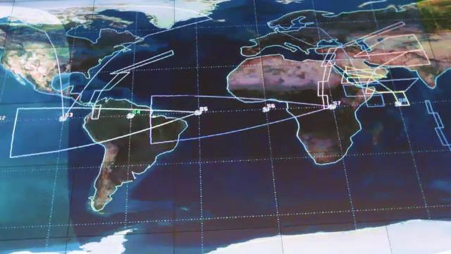 """""""Gardienii spațiului"""". Cum păzesc lumea câțiva angajați ai armatei americane de atacurile cu rachete"""