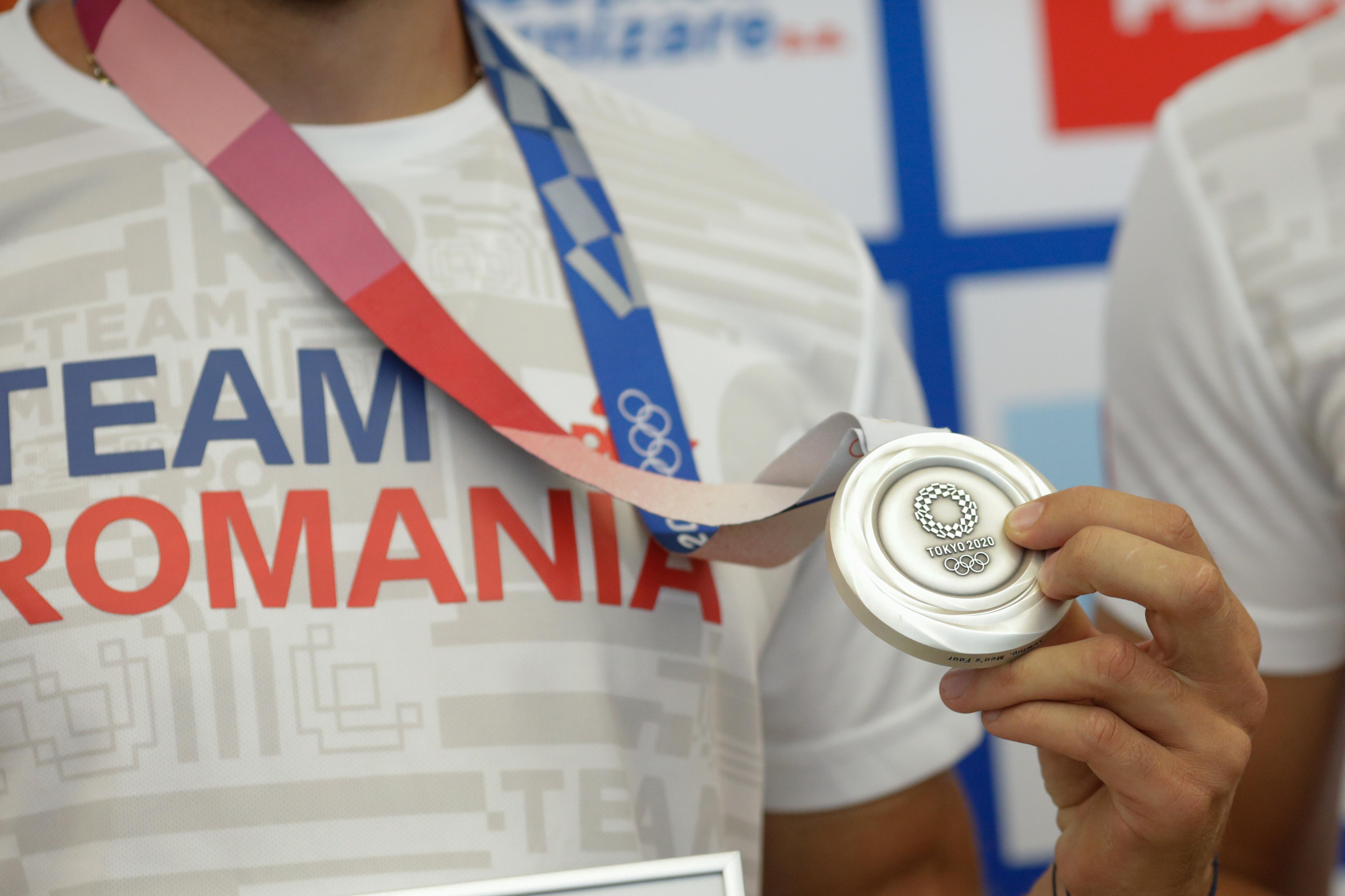 Medaliile obținute de români la Jocurile Olimpice 2020. Pe ce loc se află țara noastră în clasament