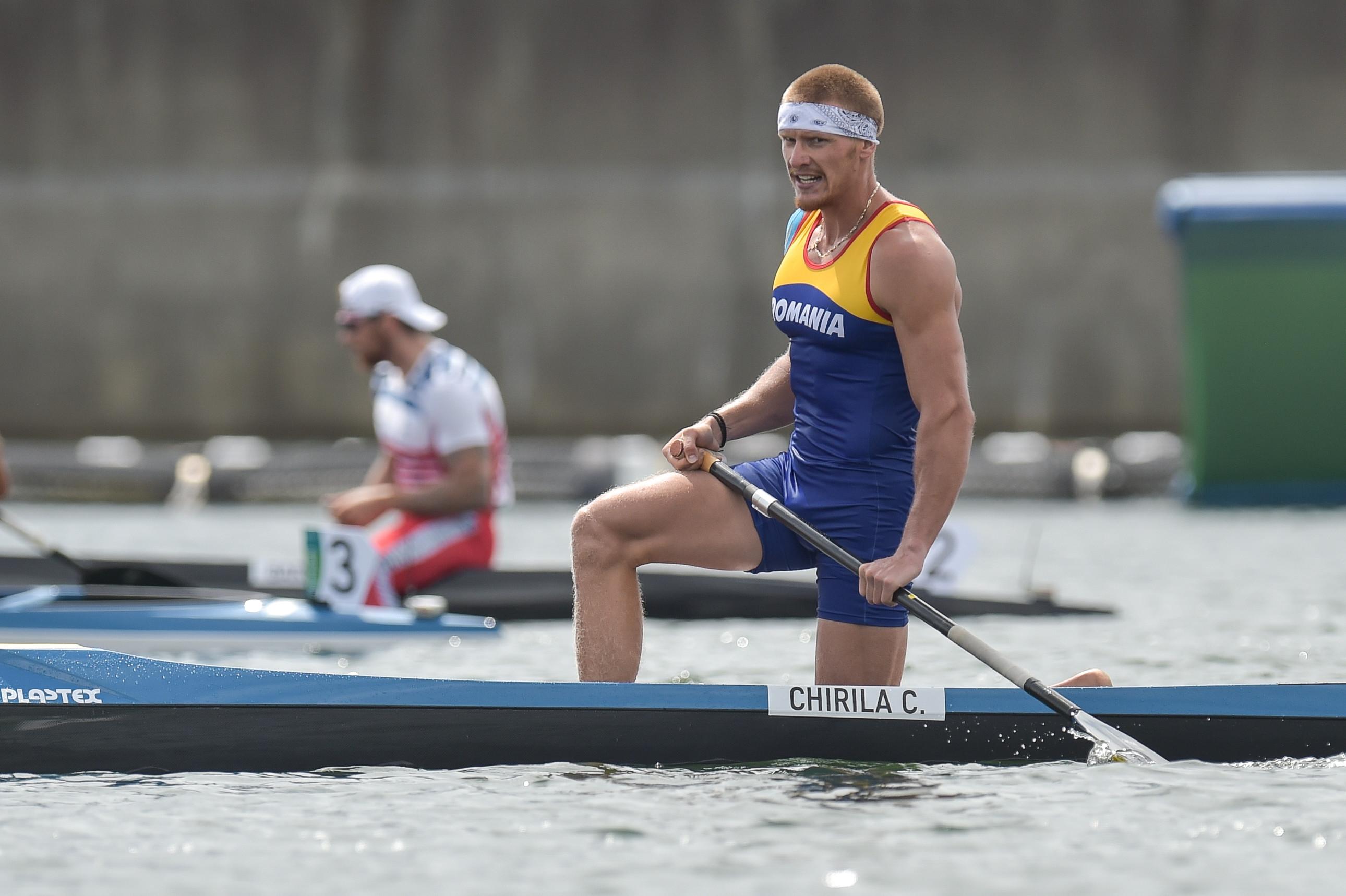 Canoistul Cătălin Chirilă, portdrapelul României la ceremonia de închidere a Jocurilor Olimpice 2020