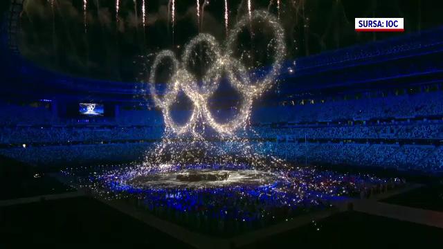 Flacăra olimpică a fost stinsă cu proteste la Tokyo. Francezii au sărbătorit preluarea ştafetei