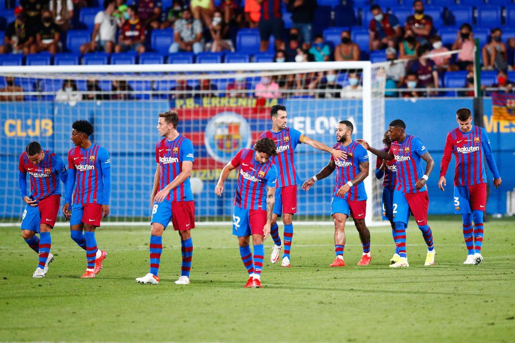 FC Barcelona, la primul meci după plecarea lui Messi. Rezultat neașteptat cu Juventus