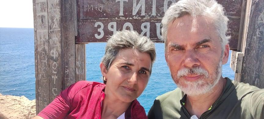 Doi timișoreni au venit din Grecia pe biciclete. Cât a durat călătoria