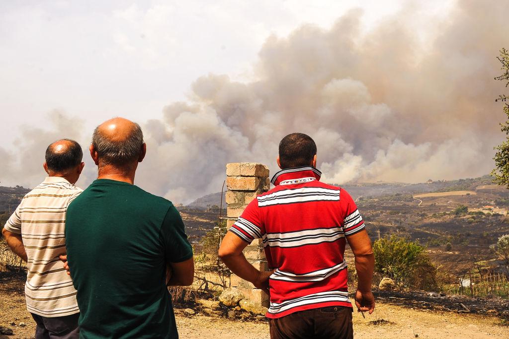 Atenţionare de călătorie MAE pentru Italia. Este caniculă şi pericol de incendii
