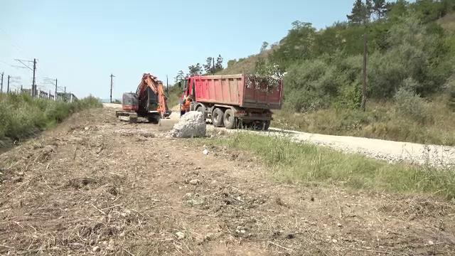 Tragedie în Alba. Un bărbat a murit la locul de muncă, după ce a fost lovit de o basculantă condusă de un coleg