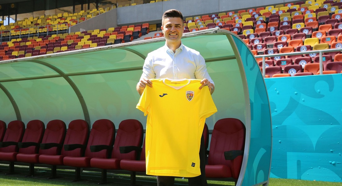 Florin Bratu este noul selecţioner al României U21