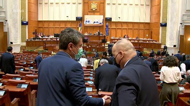 Parlamentarii români decontează și 40.000 lei pe lună pentru cabinetele lor. Aleșii noștri, mai bine plătiți ca cei europeni