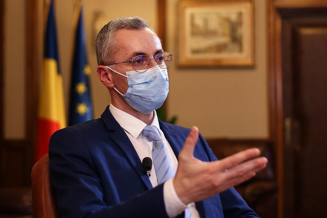 """Stelian Ion: În proiectul programului """"Anghel Saligny"""" au fost identificate multe probleme de nelegalitate"""