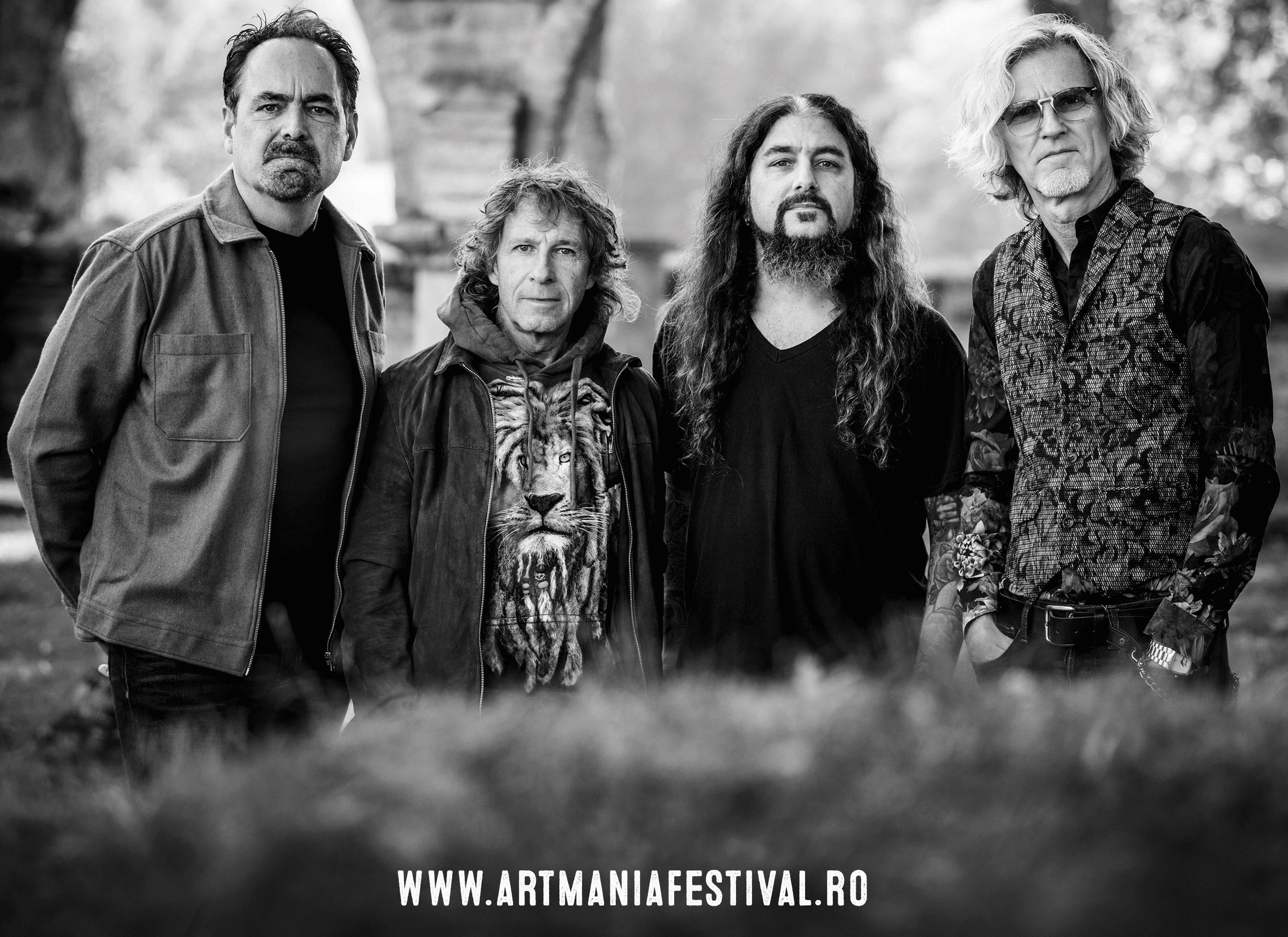 Super-grupul de rock progresiv Transatlantic concertează la ARTmania Festival 2022