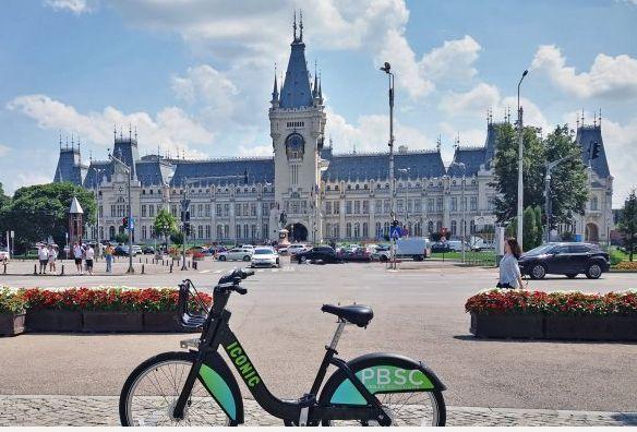 Biciclete cu stații inteligente, achiziționate la Iași prin proiectul VeloCity. Cât costă proiectul european