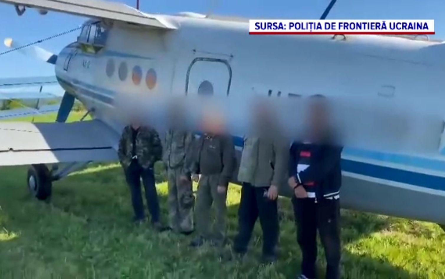 Un avion a intrat ilegal în România, apoi a fost coborât forțat de aviația ucraineană. Ar fi făcut contrabandă cu țigări