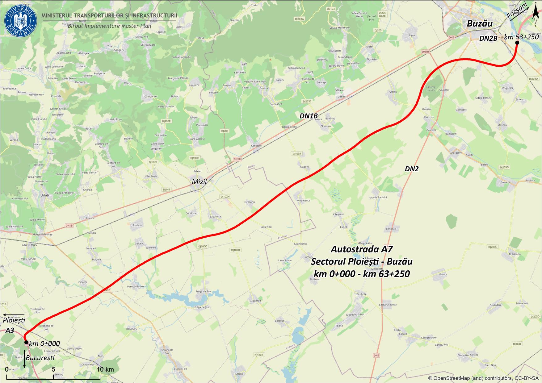 Drulă anunță că au fost aprobate primele exproprieri pentru Autostrada Moldovei. Ce urmează