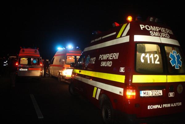 Accident cu cinci victime în Suceava. Ce s-a întâmplat
