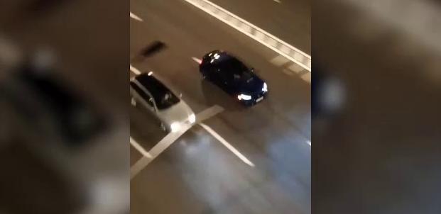 Doi șoferi din Brașov, surprinși în timp ce făceau