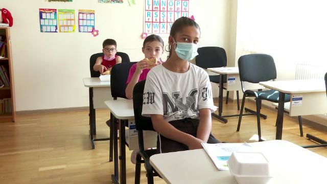 Salvarea elevilor care au rămas în urmă cu lecțiile în timpul pandemiei.
