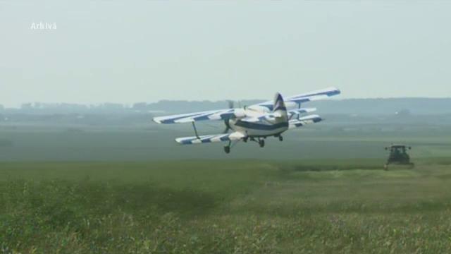 Ministerul Apărării dă primele explicații în cazul avionului care a venit din Ucraina pentru contrabanda cu țigări