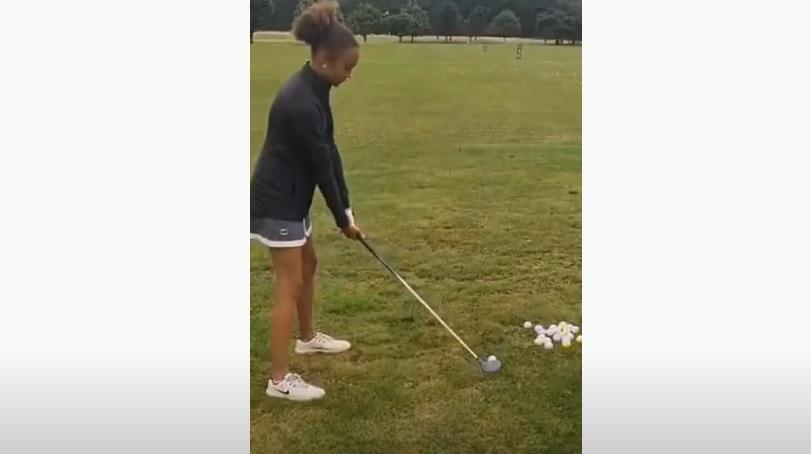 Elexis Brown, una dintre marile speranţe ale golfului, a murit în somn, la doar 13 ani