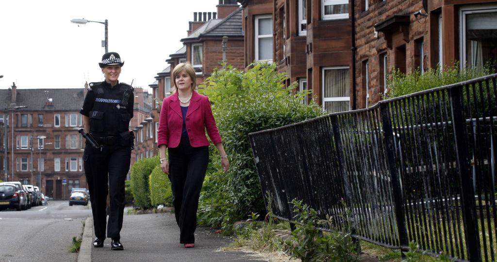 Sora premierului scoțian a fost arestată