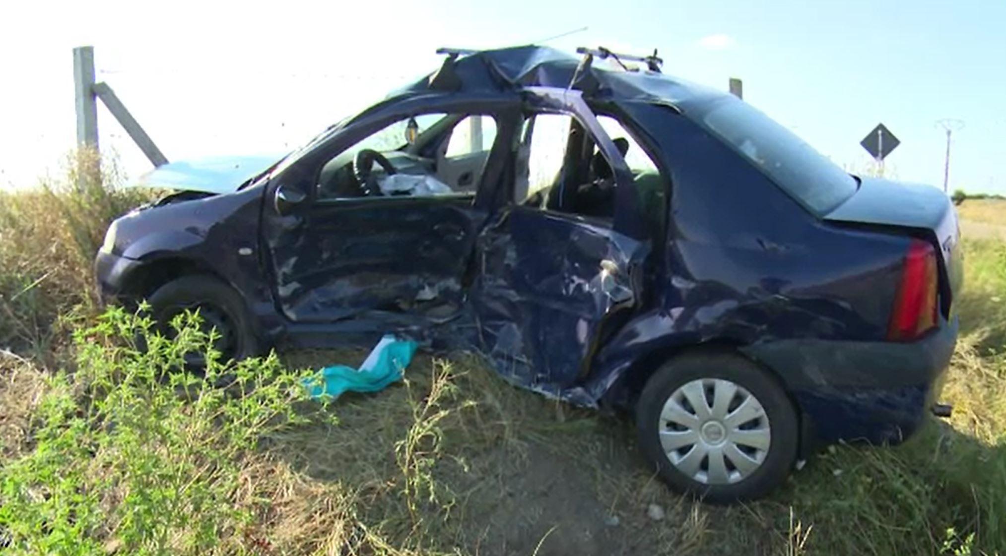 Zi neagră pe șosele din Argeș. Bilanț tragic lăsat în urmă de mai multe accidente grave