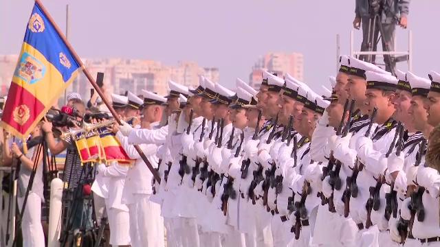 Cum au decurs festivitățile de Ziua Marinei. Mesajul transmis de Klaus Iohannis