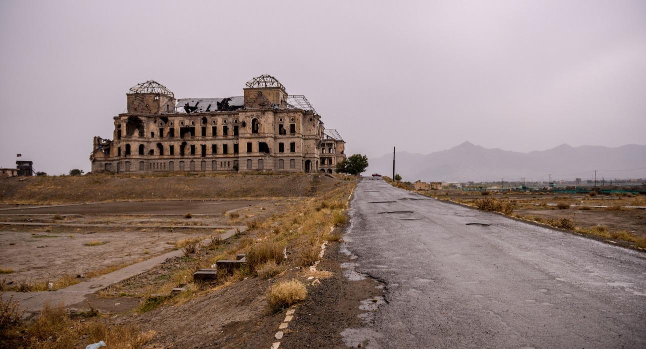 FOTO. Kabulul a devenit oraş-fantomă. Cum arată capitala Afganistanului după ce a fost cucerită de talibani