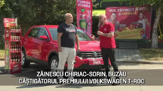 """(P) Campania """"SKOL răcorește bărbatul și premiază"""" are un nou câștigător"""