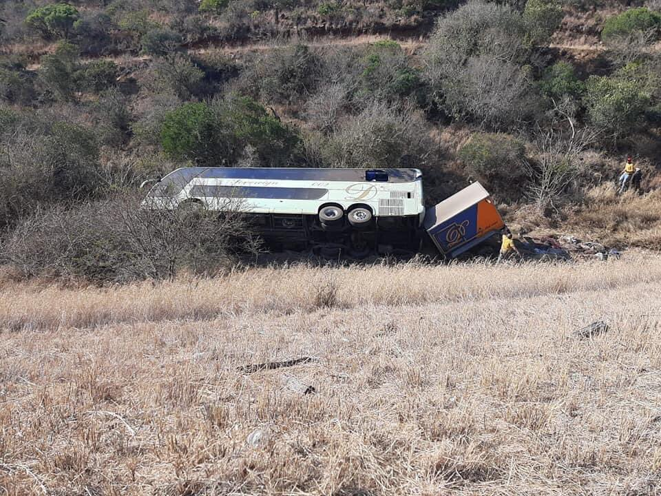 Cel puțin 27 de oameni au murit într-un grav accident, în Eastern Cape
