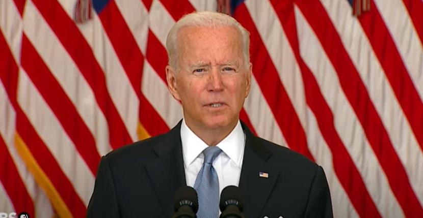 Biden: Câte generații de fiice și fii ai Americii vreți să mai trimit să lupte în războiul civil al Afganistanului?
