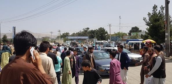Uniunea Europeana și-a evacuat întregul personal care se afla în Afganistan
