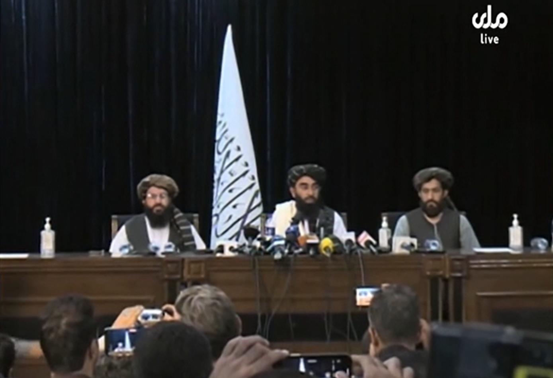"""Prima conferinţă de presă a talibanilor: """"Emiratul Islamic nu se va răzbuna pe nimeni. Nu mai vrem conflicte"""""""