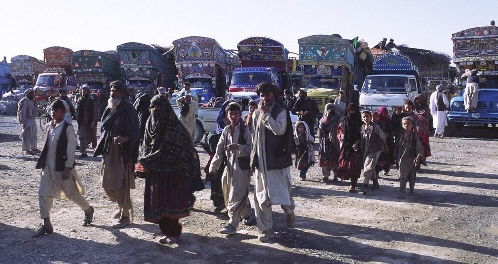 Marea Britanie, gata să primească 20.000 de refugiați afgani.