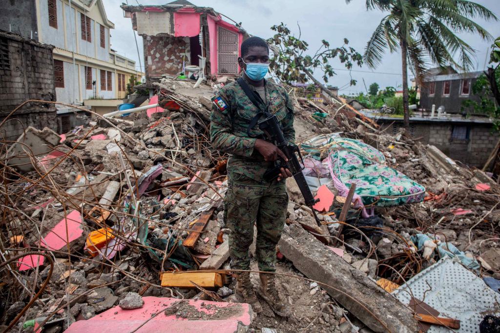 Cutremurul din Haiti. Cel puţin 1.941 de morţi, potrivit unui nou bilanţ