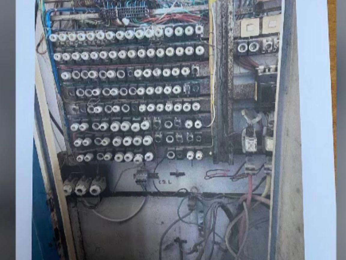 Instalația electrică veche de 80 de ani de la Spitalul din Timișoara a fost refăcută, în așteptarea valului 4 de COVID