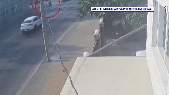 O femeie din Galați, spulberată pe trecerea de pietoni de o mașină condusă de un bătrân de 74 de ani