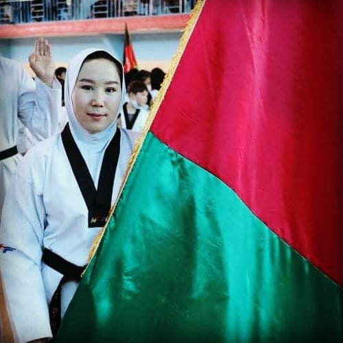 """Prima sportivă afgană calificată la Jocurile Paralimpice nu mai poate ajunge la Tokyo. """"Vă rog, ajutaţi-mă"""""""
